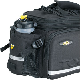 Topeak MTX Trunk Bag DX Sivulaukut Pari, black